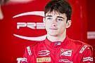 Leclerc pilotará para Ferrari en los test post GP de Hungría