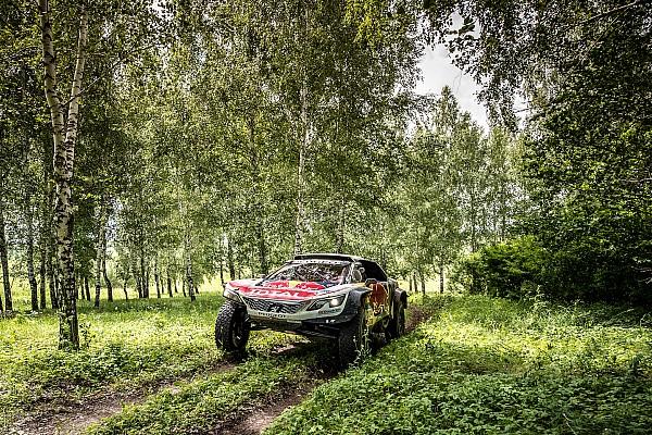 Silk Way Rally: Loeb and Viazovich on the charge