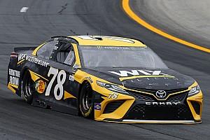 NASCAR Cup Reporte de la carrera Truex lidera de punta a punta etapa 1 en New Hampshire