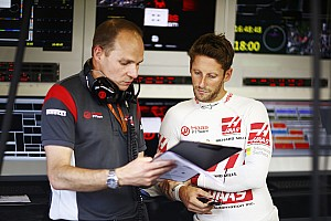 "Formula 1 Breaking news Grosjean: ""I need to be better"" at managing brake problems"