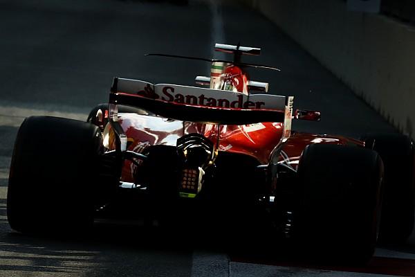 Ferrari cambia el motor de Vettel y lucha por llegar a clasificación