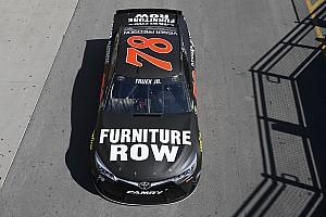 NASCAR Cup Interview Truex calls roof flap infraction an