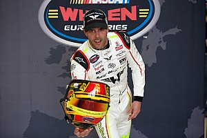 NASCAR Euro Special feature NASCAR Euro Series: 'Catching up with Anthony Kumpen'