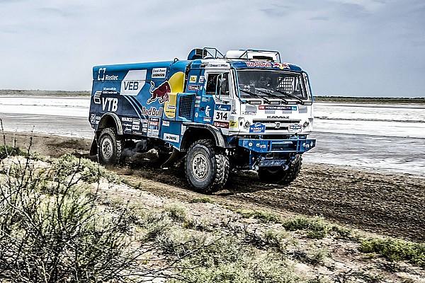 "Cross-Country Rally Silk Way Rally Stage 9: Ürümqi-Hami ""The golden dunes"" - video"