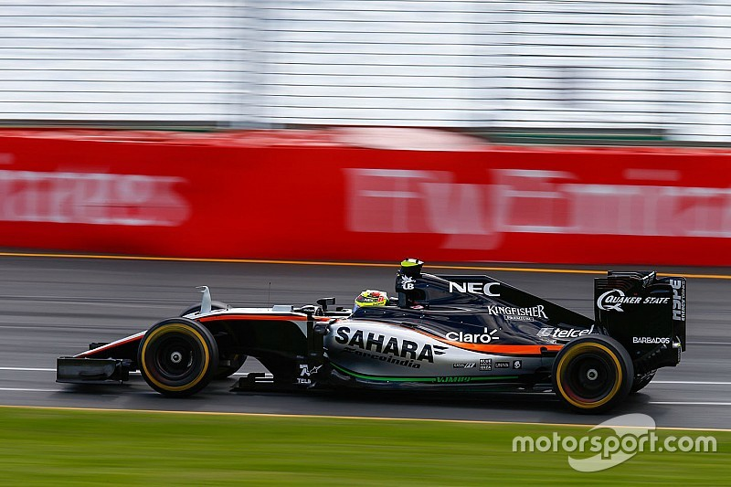 Perez: Bahrain to give final verdict on qualifying format