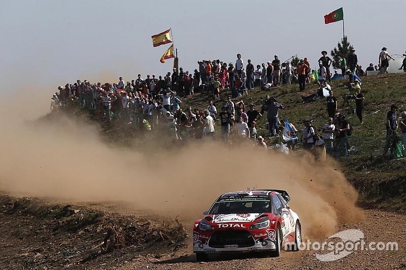 WRC Portugal: Meeke gandakan keunggulan, Neuville jumpai masalah