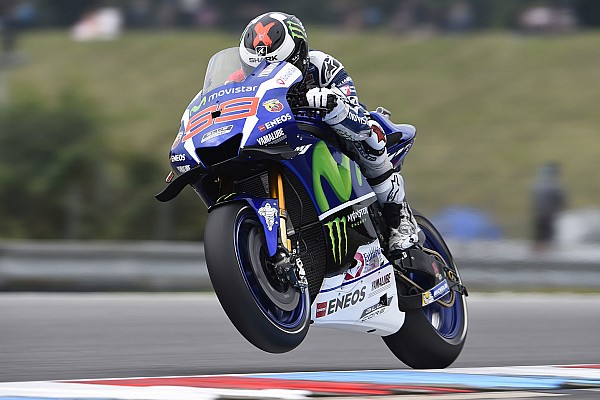 FP3 MotoGP Brno: Lorenzo pecahkan rekor lap