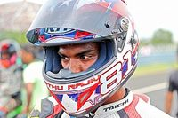 Sethu selected as reserve for 2017 Asia Talent Cup season