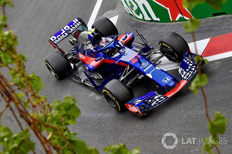 Gasly: Honda not sole reason for Toro Rosso slump