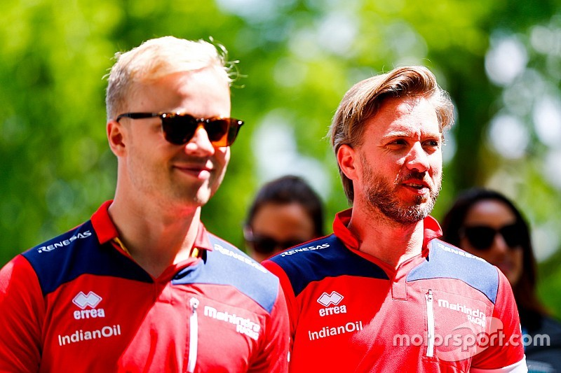 Heidfeld sur Rosenqvist :