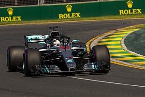 Hamilton imponeert met eerste pole van 2018, Verstappen vierde