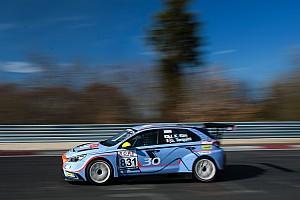 Endurance Ultime notizie Target e Hyundai assieme con due i30 per la 24h del Nürburgring, c'è anche Larini