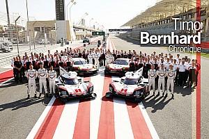 WEC Contenu spécial Chronique Bernhard - Les derniers tours émouvants de la 919 Hybrid