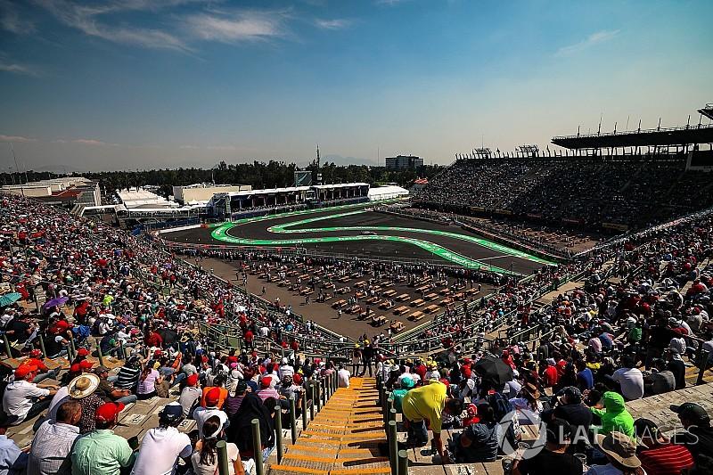 F1 Meksika GP'sinde, depremden sonra 600 sınıf yapılmasına yardım edecek