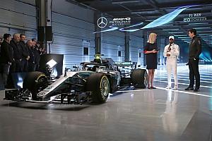 Fórmula 1 Noticias Hamilton espera que el W09 sea más consistente que su antecesor