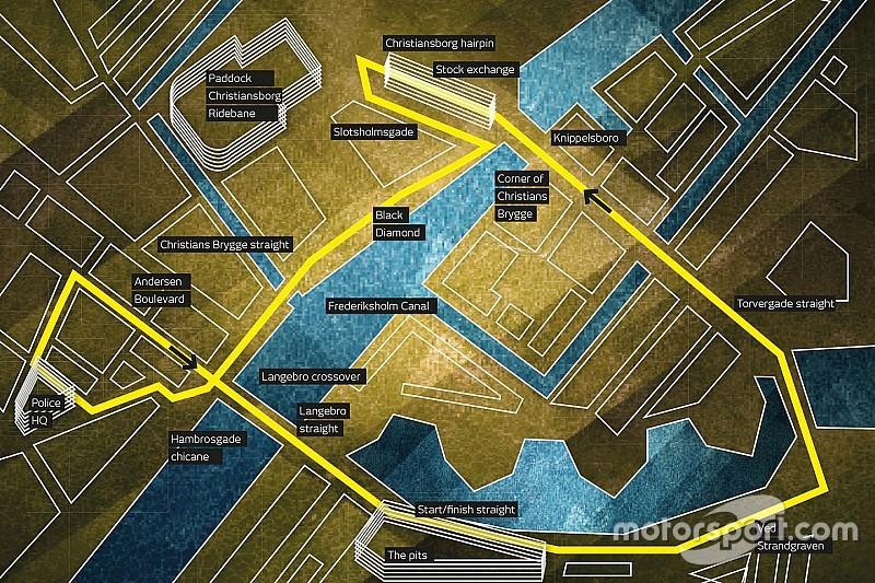 Kopenhag, F1'le ilgili çalışmalarına hız verdi