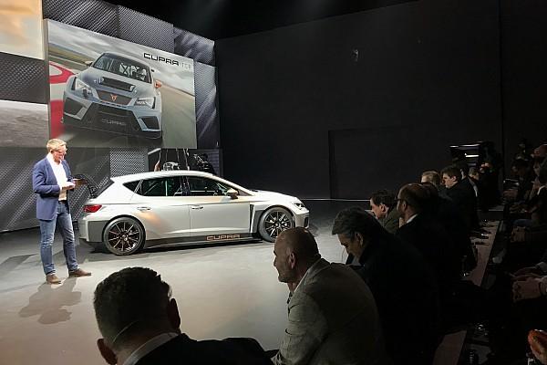TCR Ultime notizie Svolta SEAT: dal 2018 in pista ci sarà la CUPRA TCR