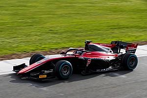 FIA F2 Actualités Nouveau pilotage en vue avec le turbo