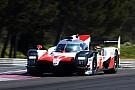 WEC Toyota logró sus tiempos del Prólogo con un coche ilegal
