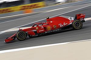 Fórmula 1 Crónica de entrenamientos Raikkonen volvió a quedar adelante en la FP3