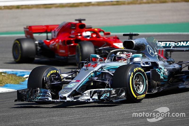 La folle lutte technologique qui oppose Mercedes à Ferrari
