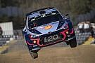 WRC Невилль стал лидером Ралли Португалия после аварии Пэддона