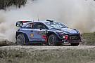 WRC Hyundai: ecco il programma gare nel WRC 2018 di Sordo e Paddon