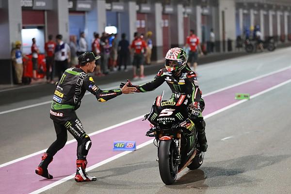 MotoGP Qualifying report MotoGP Qatar: Pole position, Zarco pecahkan rekor lap