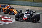 Haas: McLaren ve Renault şimdiye kadar çok şanslıydı