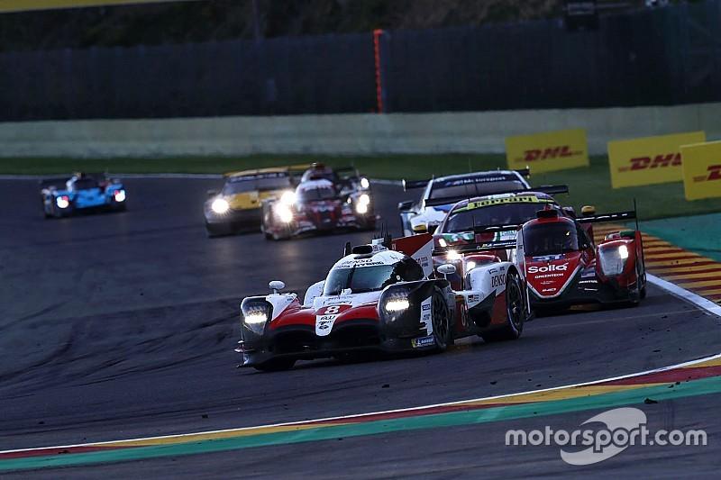Toyota no esperaba tener tanta ventaja sobre los LMP1 privados