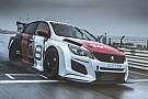 WTCC Машина Peugeot для первого сезона WTCR выглядит так и стоит 109 тысяч