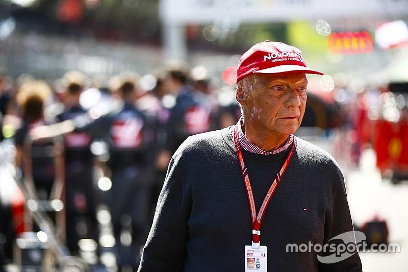Lauda: Ferrari'nin hataları komik ya da adil değil
