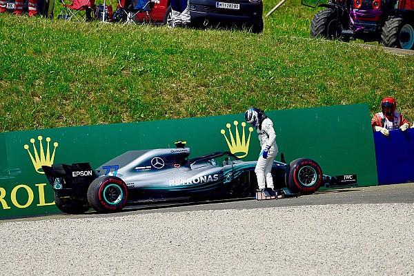 Formula 1 Analysis How Bottas's bad luck is saving Hamilton