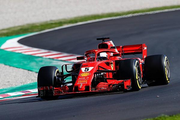 Formule 1 Actualités Un gain de 10 chevaux pour le moteur Ferrari