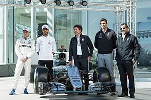 Fórmula 1 Galería Galería: Hamilton y Bottas inauguran el centro tecnológico de Petronas