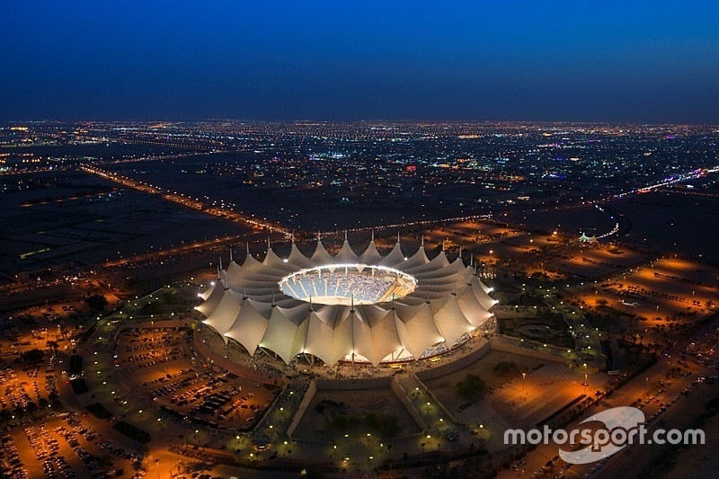 Race Of Champions makes historic switch to Saudi Arabia