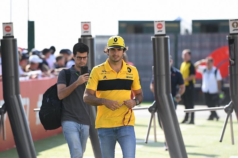 Sainz két szék között: Renault, vagy Red Bull?