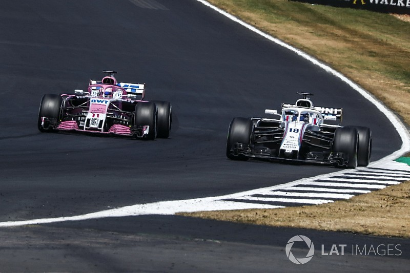 Stroll linked with Force India move