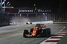 F1 本田确认阿隆索新加坡引擎没受损