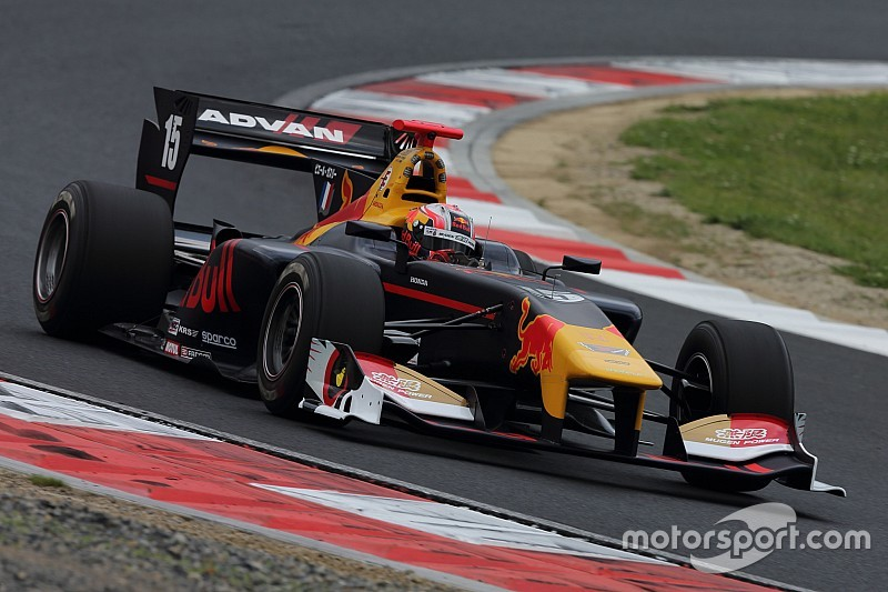 Gasly to miss Austin F1 race for Super Formula