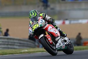 MotoGP Reporte de pruebas Crutchlow sorprende con la mejor vuelta del día; fea caída de Viñales