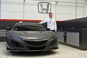 GT Ultime notizie Renger Van Der Zande correrà con la Honda NSX GT3 a Macao