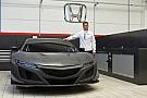 GT Renger Van Der Zande correrà con la Honda NSX GT3 a Macao