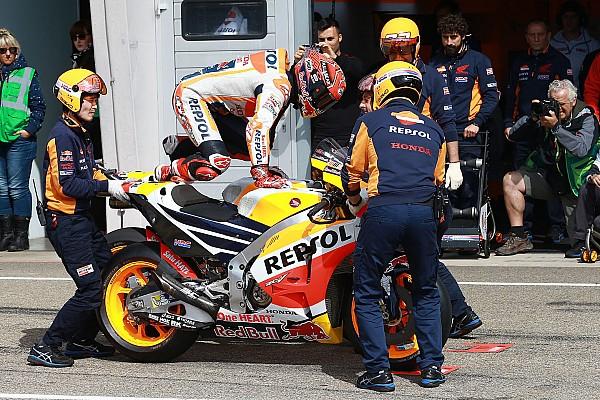 MotoGP Márquez : un coup de génie fruit d'une erreur de 2013