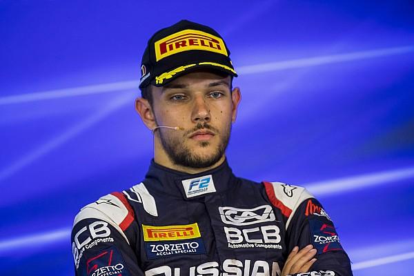 FIA F2 Breaking news F2 Italia: Kemenangan Ghiotto dianulir, Gelael tembus lima besar