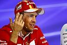 Vettel és Michael Jackson: a mozdulat