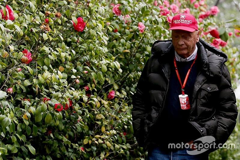 Médico se diz satisfeito com recuperação de Lauda