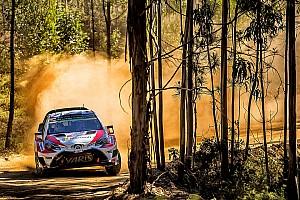WRC 速報ニュース 【WRC】9位ラトバラ「キャリアの中で一番身体的に辛いラリーだった」