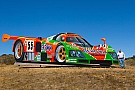 Automotive Check Out This Giant Mazda 787B Billboard At Mazda Raceway