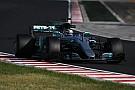 F1 2017: Schwacher Abtrieb gefährdet Saisonendspurt von Mercedes